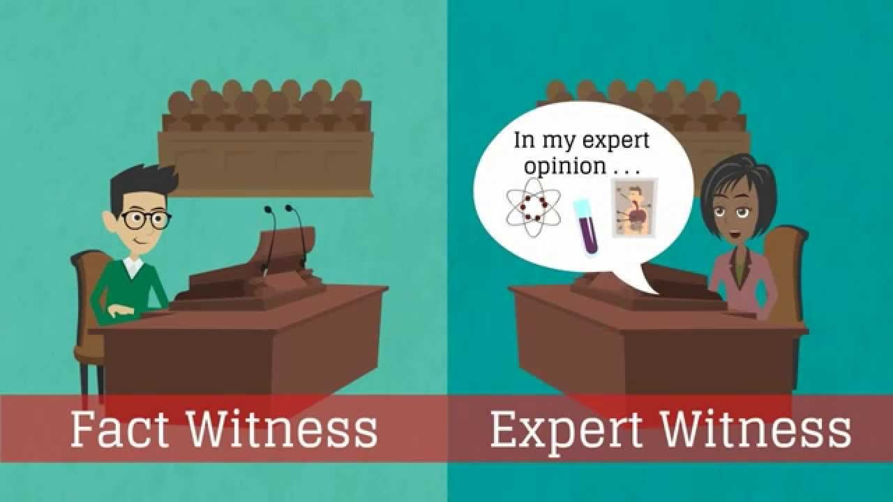 National Board Of Forensic Evaluators Inc Fact Vs Expert Witness Do S And Don Ts Of Giving Testimony In The Courtroom